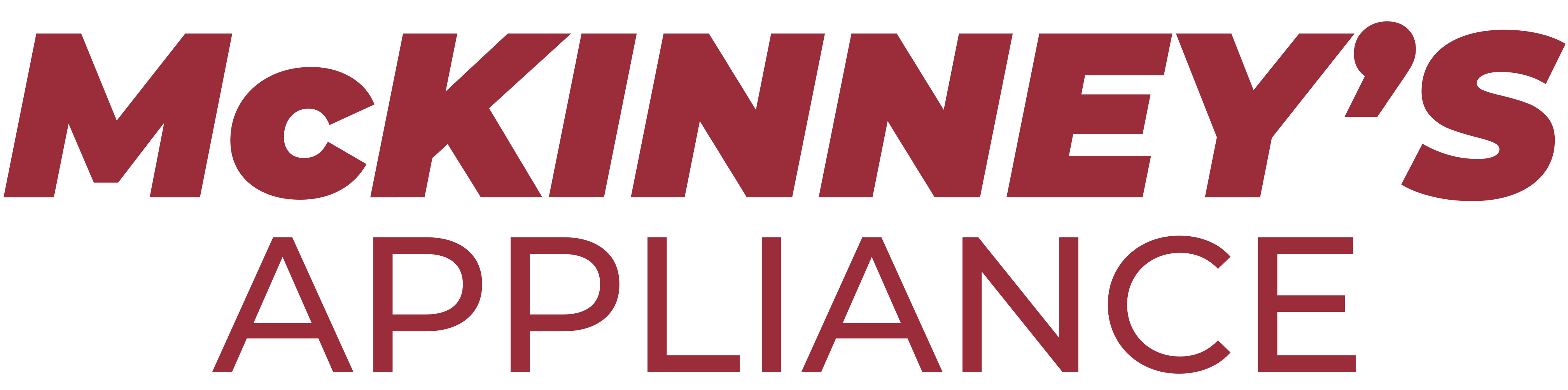McKinney's Appliance Center Logo